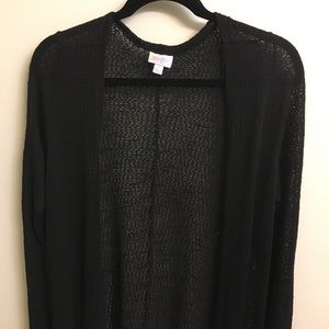 Long lightweight cardigan